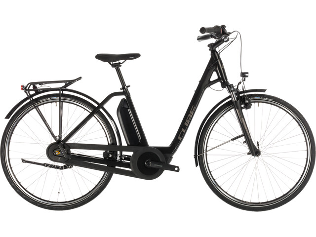 Cube Town Hybrid ONE 400 E-citybike Easy Entry sort